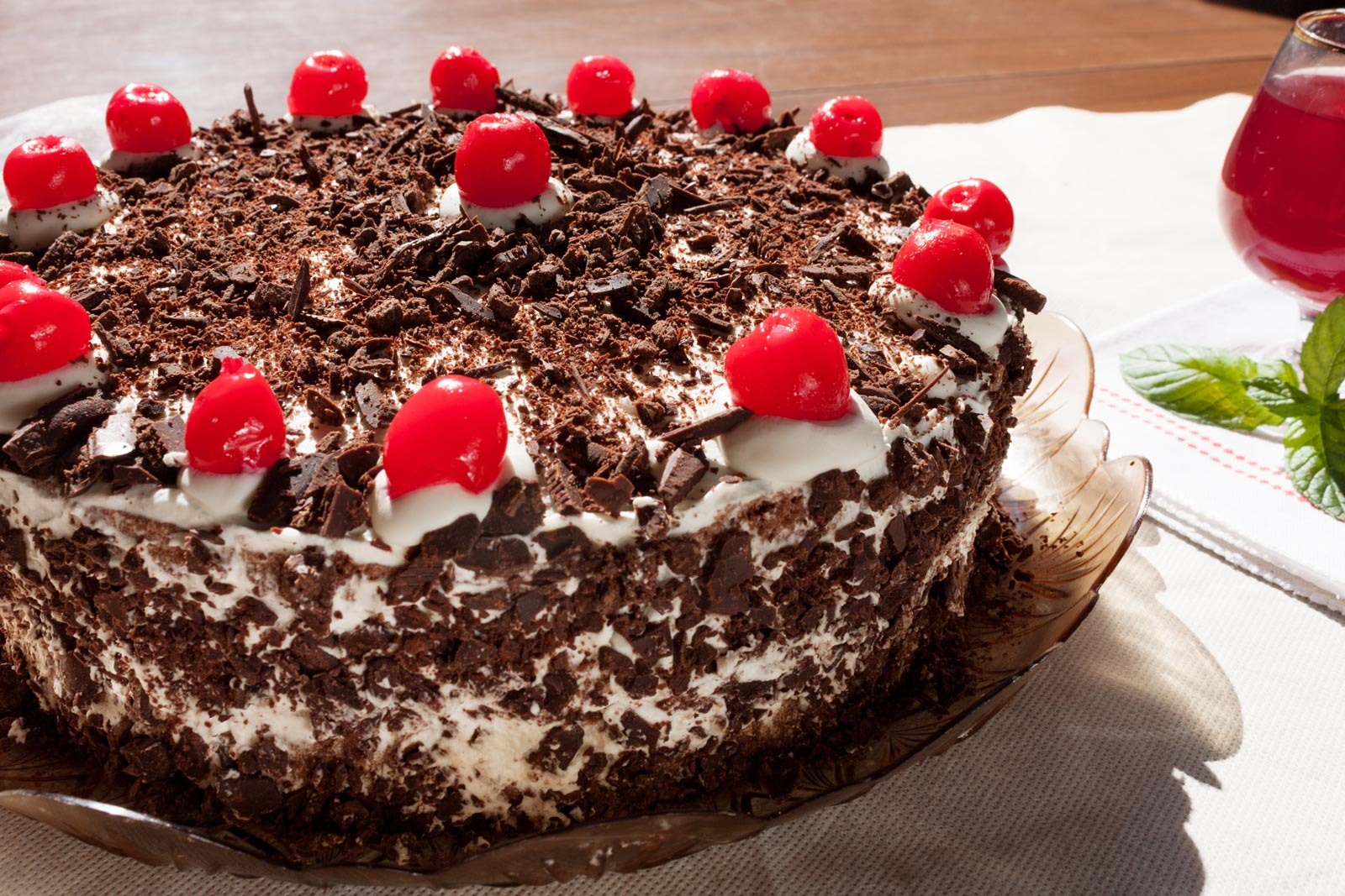 Order Black Forest Cake, Online Black Forest Cake Delivery ...