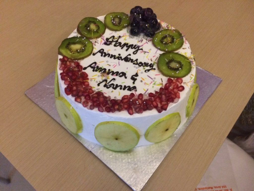 Order Florida Fruit Cake Online Delivery From