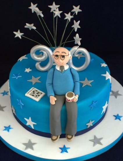 Grand Dad Birthday Cake