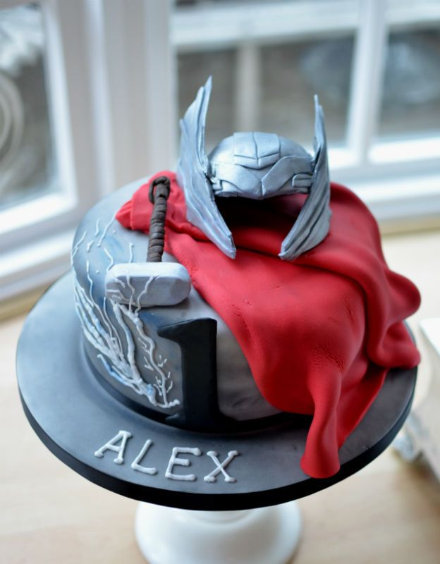 Order Thor Cake Online Delivery From Wish A Flower
