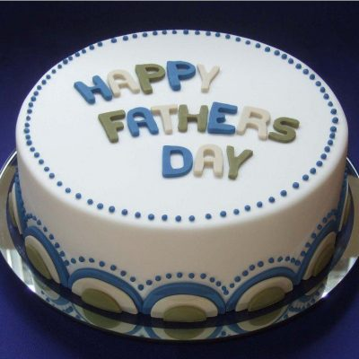 Fathers Day Special Cake